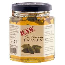 Raw Cardamom Honey