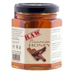 Raw Cinnamon Honey 250g